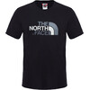 The North Face M's Easy S/S Tee TNF Black